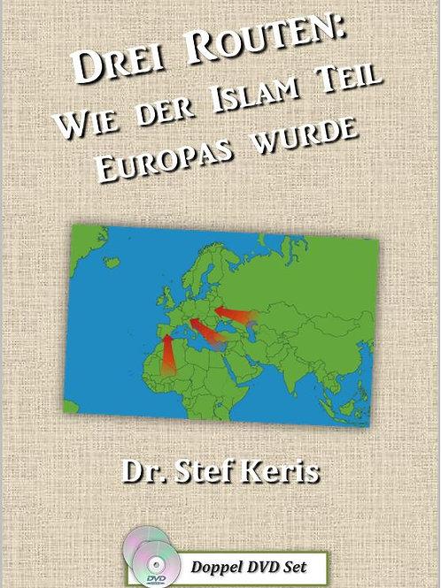 Digitale Version: Drei Routen Wie Der Islam Teil Europas Wurde (2 DVDs Set)
