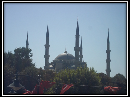 Istanbul, The City On Two Continents