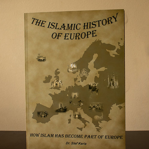 The Islamic History Of Europe (Paperback)