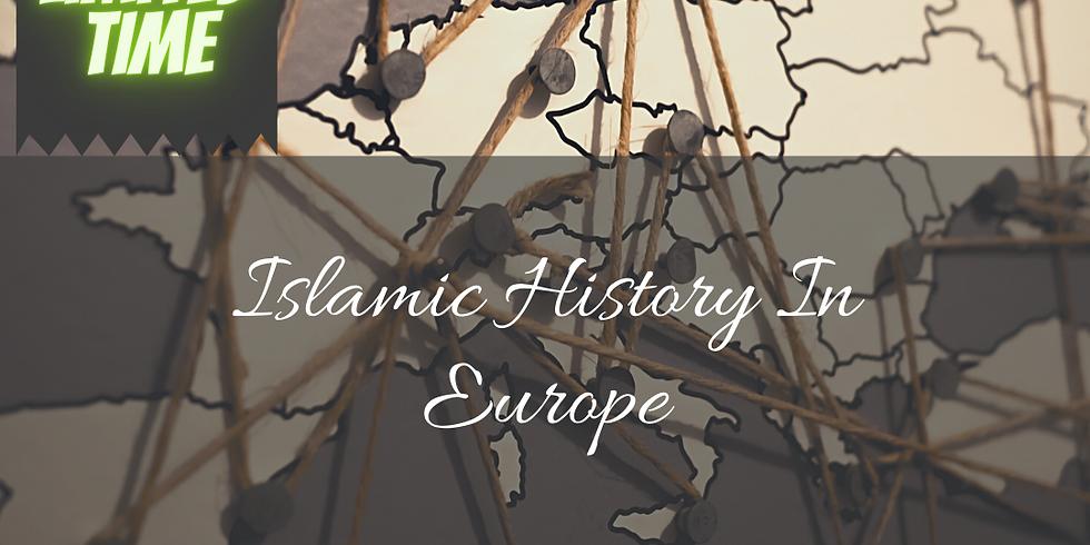 Islamic History In Europe
