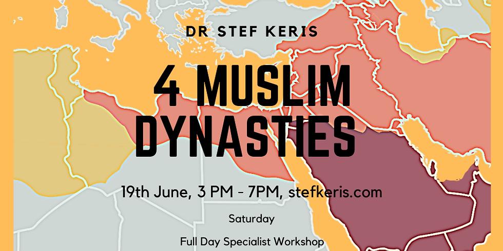 The four Muslim Dynasties Specialist Workshop