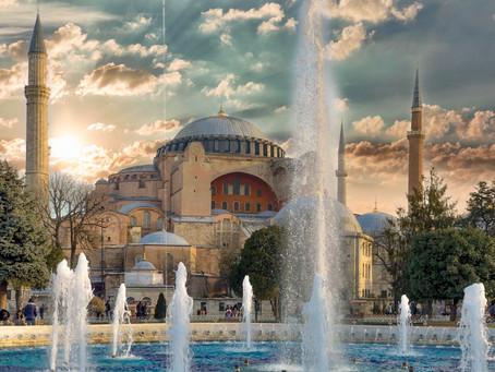 Dr. Stefs Stellungnahme zur Hagia Sophia