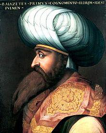 Der Osmanische Bürgerkrieg