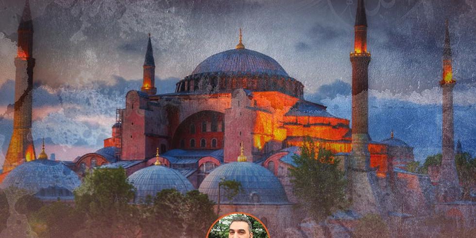 Islamic History Series: The Aya Sophia