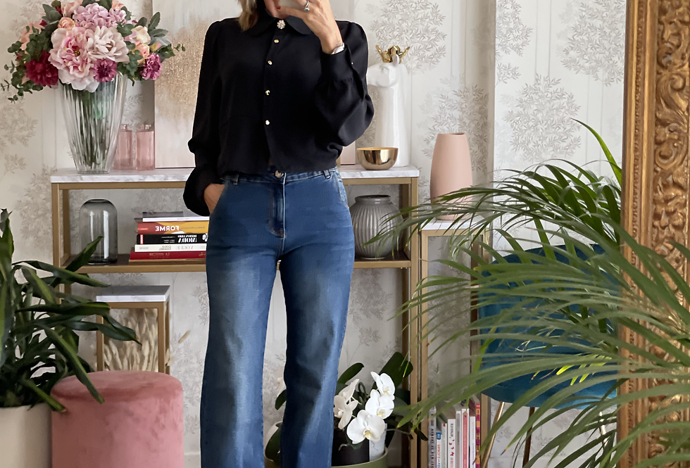 JEANS PALAZZO - MM76