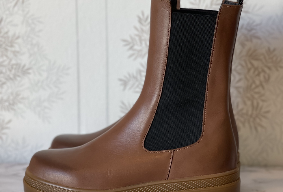 BOOTS TABACCO - 119