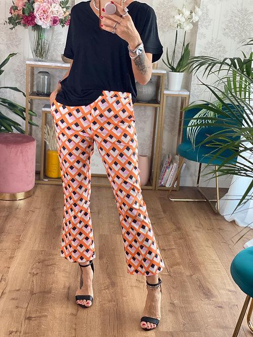 Pantaloni  a trombetta 70's Style