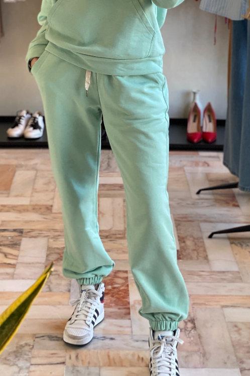 Pantalone Acquamarina con coulisse cod.YD979 TAGLIA UNICA