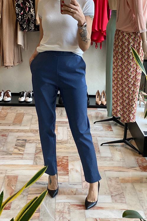 Pantalone Denim elasticizzato cod.YD7402