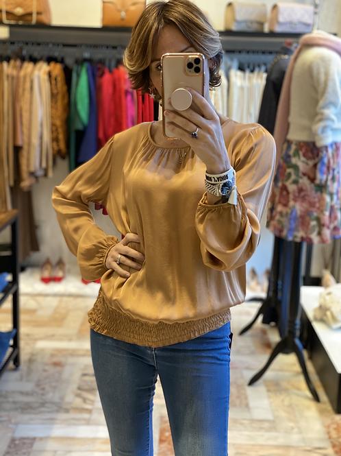 Blusa  color Caramello  cod.MM660