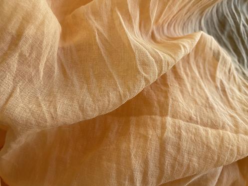 Foulard color Arancio