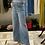 Thumbnail: Jeans 5 tasche classico a vita alta lavaggio chiaro cod. X516