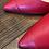 Thumbnail: Décolleté Rosso Tacco cm 7,5
