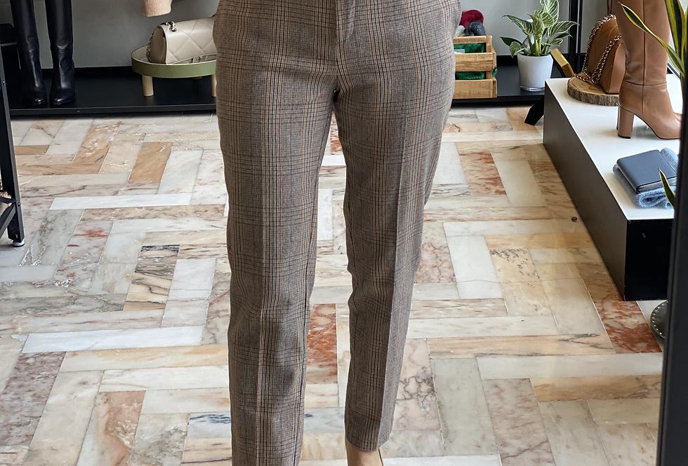 Pantalone Check Cod.AD025 - ULTIMO TG.40