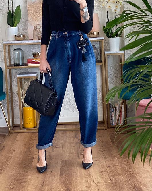 Jeans modello Baggy in Cotone cod.A14