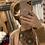 Thumbnail: Fascia Tabacco per capelli