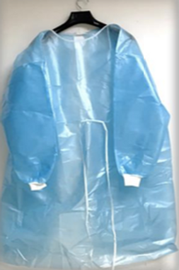 Dingcheng Isolation Gown (non-sterile)