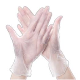 Hengchang PVC - Vinyl Examination Gloves