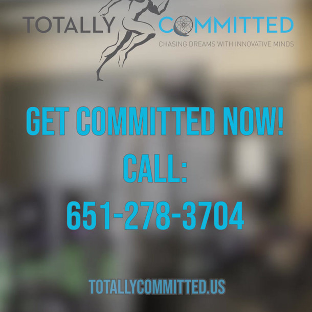 Totally Committed - Social Media