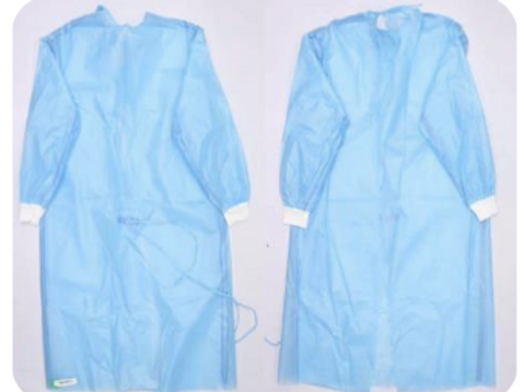 Shaofeng Disposable Isolation Gown (non-sterile)