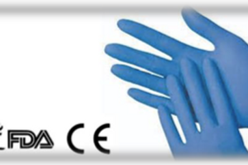 Nitrile Examination Gloves (Medical, powder free)