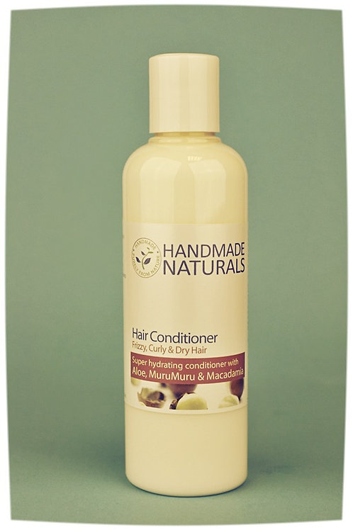 Conditioner for dry/frizzy hair ALOE, MURUMURU & MACADAMIA -125 ml