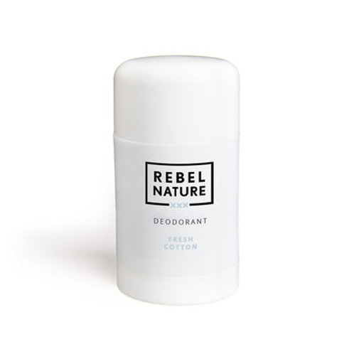 Deodorant REBEL NATURE FRESH COTTON XL - 75 ml