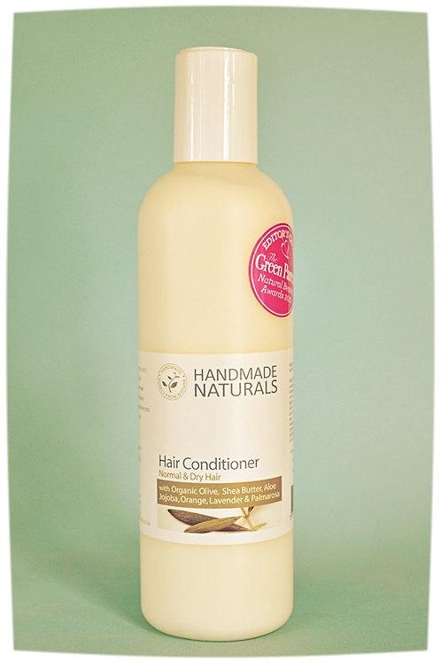 Conditioner for normal/dry hair OLIVE, JOJOBA, ALOE, SHEA & Provit. B5 - 125 ml