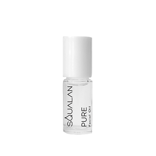 SQUALAN Pure facial oil TRAVEL - 5 ml