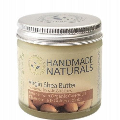 Virgin SHEA butter with CALENDULA & CHAMOMILE - 120 ml