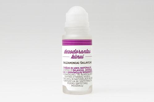 Natural deodorant BALSAMIC SAGE - 50 ml