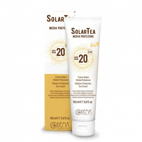 Sunscreen Middle Level SPF 20+ 150 ml