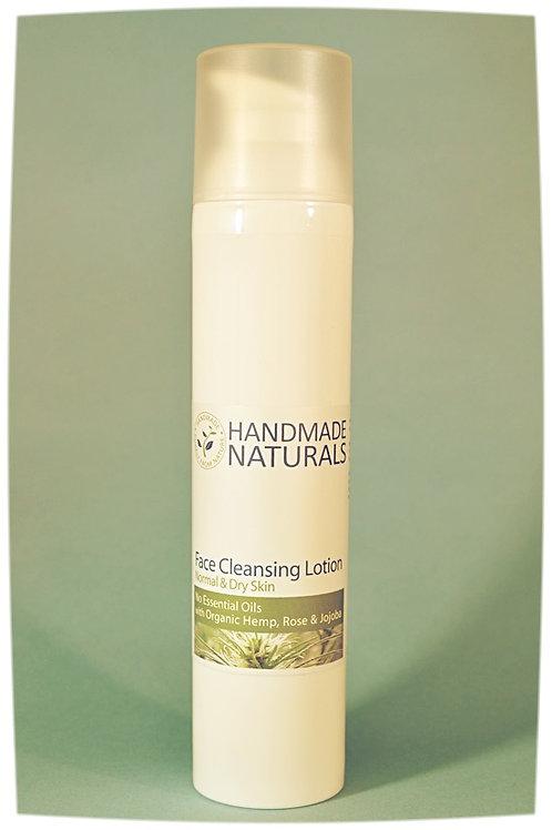 Face cleanser ROSE, HEMP & JOJOBA - 100 ml