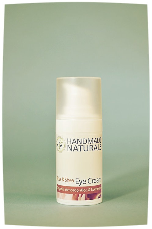 Eye area cream ROSE & SHEA - 15 ml