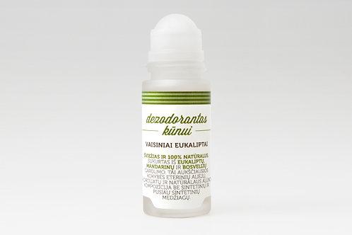 Natural deodorant FRUIT EUCALYPTUS - 50 ml