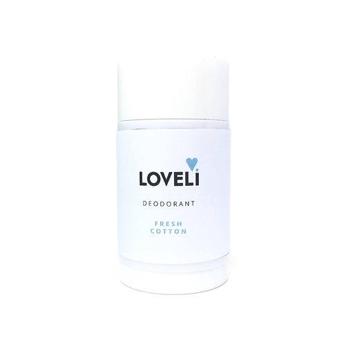 Deodorant FRESH COTTON XL - 75 ml