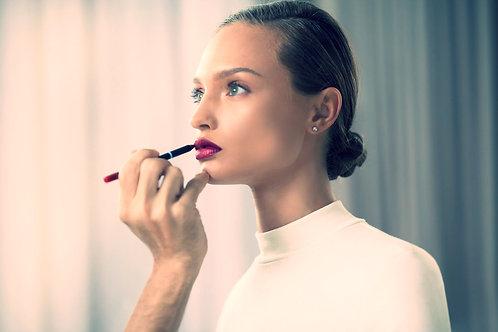 Make-up, naturally