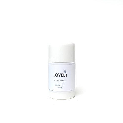 Deodorant SENSITIVE SKIN - 30 ml