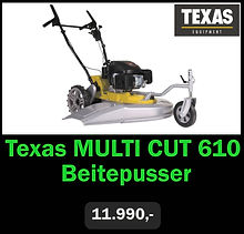 Texas Multi CUT 610 Beitepusser