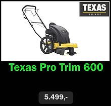 Texas Pro Trim 600 Hagetrimmer
