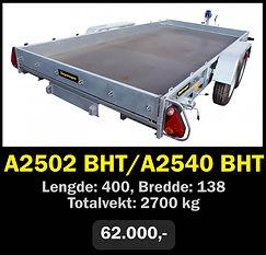 Norgeshengern A2502BHT