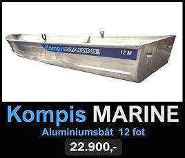 Kompis Marine 12 fot