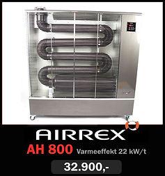 Dieselvarmer ah 800
