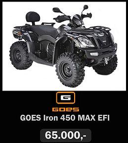 Goes Iron 450