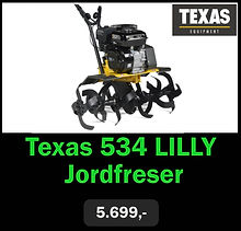 Texas 534 LILLY Jordfreser