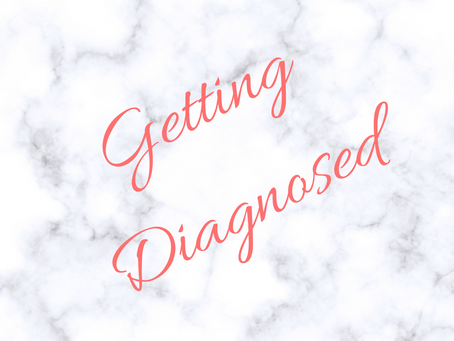 Getting a diagnosis...