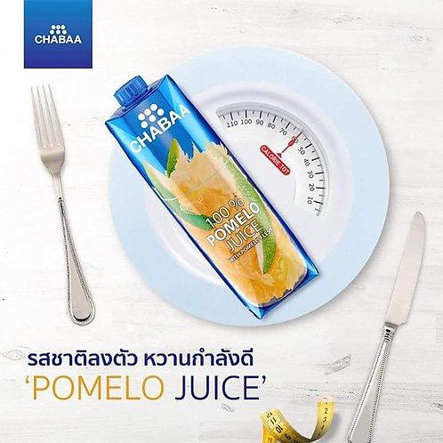 CHABAA 100%果汁系列