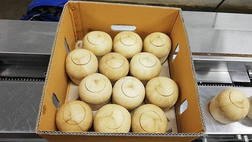 冷凍 椰子殼內含果肉