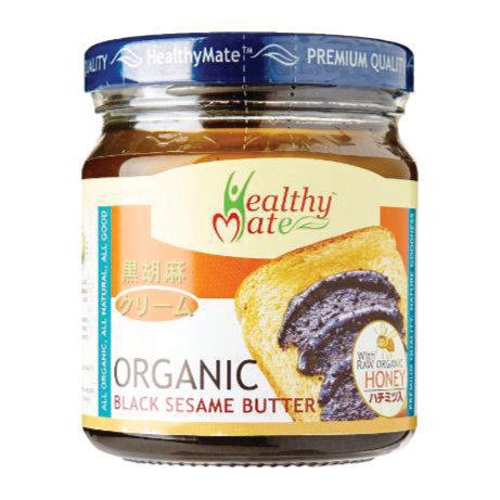 Healthy Mate嚴選蜂蜜黑芝麻醬