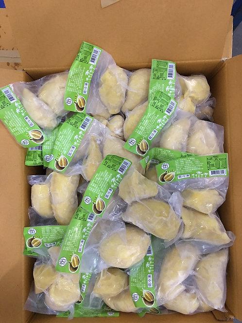 我泰想吃 泰國金枕頭冷凍榴槤 300g